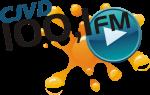 CJVD 100,1 FM